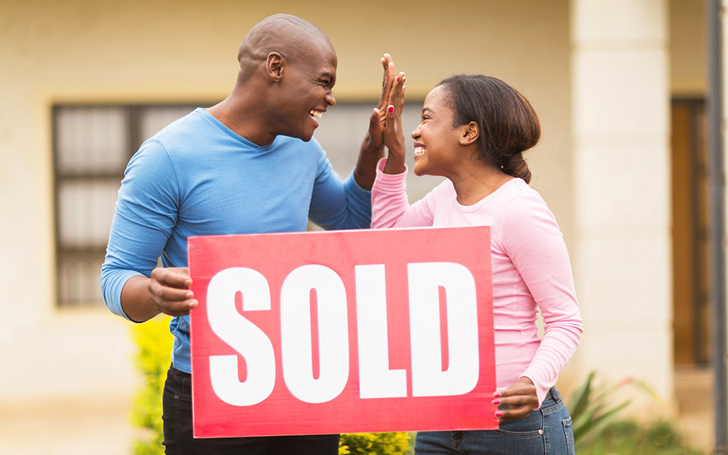 Buying a home in a competitive market